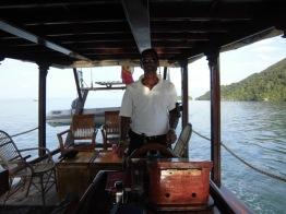Captain Dean